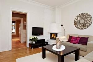 Adamstuen - Lekker 2/3 roms leilighet, rolig beliggende i indre gård,