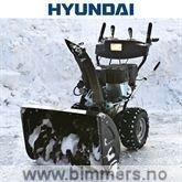 Snørfreser- Helt Ny! 11 Hk. Hyundai.
