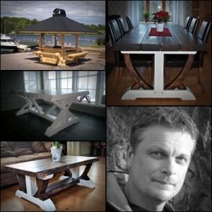 Rustika möbler