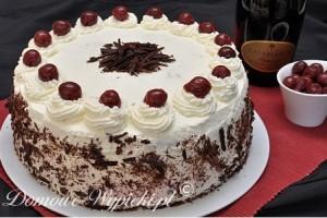Cakes, bursdagskaker, desserter