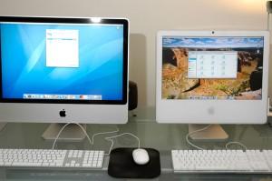 "Apple iMac 27"" quad i7 3.4 GHz til salgs"