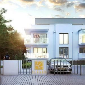 Luksuriøse leiligheter i Jurata