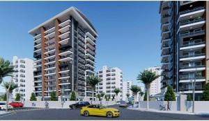 Store og fine leiligheter til salgs i Alanya
